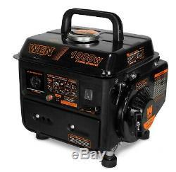 Portable Gas Generator RV Camper Power Electric Compact Quiet Gasoline Winnebago
