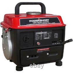 Portable Gas Generator RV Camping Power Electric Quiet Gasoline Powered