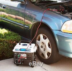 Portable Gas Generator RV Camping Power Electric Small Quiet Gasoline Powered