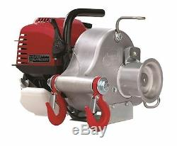 Portable Gas-Powered Capstan Winch PCW3000