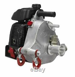 Portable Gas-Powered Capstan Winch PCW5000