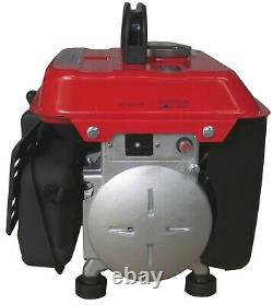 Portable Generator 2-Stroke Gas Powered Manual Start Campgrounds Tailgating Unit