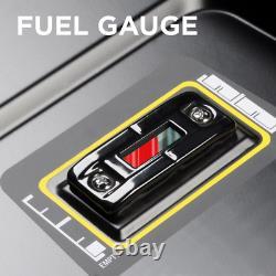 Portable Generator 4650/3600 Watt Dual Fuel Gas or Propane Powered RV-Ready New