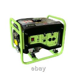 Portable Generator Dual Fuel Gas/Propane Powered 98 cc LCT Professional Engine