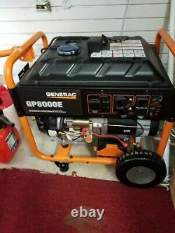Portable Portable Electric Start RV Gas Power Generator 10,000 watts
