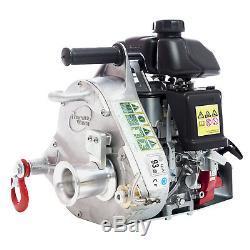 Portable Winch PCW5000 Gas Powered Portable Capstan Winch Honda GHX-50 Engine