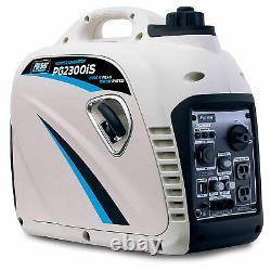 Pulsar PG2300iS 2300 Watt Portable Small Gas Powered Inverter Power Generator
