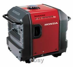 READ DISCRIPTION Honda EU3000is Portable Gas Powered Generator Inverter