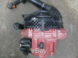 REDMAX EBZ5100Q Professional Commerical Back Pack Leaf Blower Gas Powered