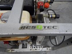 RESQTEC Gas portable Hydraulic power unit MAXI PU STD 2X2 MTO HONDA GX160