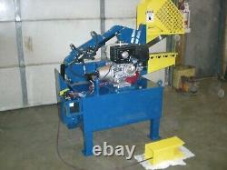 R E S Corp Model 1600 16 Portable Honda Gas Powered Motor Alligator Shear