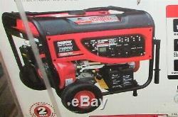 Smarter Tools ST-GP9500EB, 7500/9500 Watts, Gas Powered Portable Generator