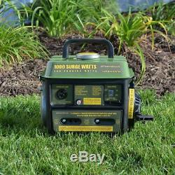 Sportsman 1000-W 2-Stroke Portable Gas Powered Generator Home Backup RV Camping
