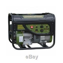 Sportsman 2,000-Watt Quiet Portable Gas Powered Generator Home Backup RV Camping