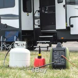 Sportsman 2,200-W Super Quiet Portable Dual Fuel Gas Powered Inverter Generator