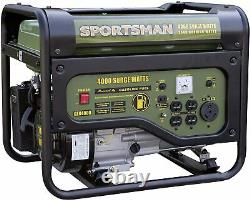 Sportsman GEN4000 7-HP 4,000-Watt Quiet Portable RV Ready Gas Powered Generator