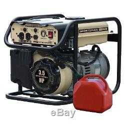 Sportsman Sandstorm 2000-W Portable Gas Powered Generator Home Backup RV Camping