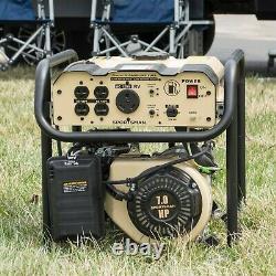Sportsman Sandstorm 4,000-W Portable RV Ready Gas Powered Generator Home Backup