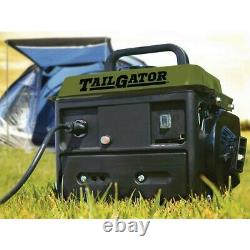 TAILGATOR 900 Watt Max Starting 2 Cycle Gas Powered Generator SHIPS FREE TO PR