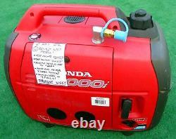 Tri-Fuel Honda Generator EU2000i Gas OR PROPANE powered