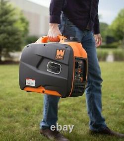 WEN 56200I 4-Stroke Portable Gas Powered Inverter Generator