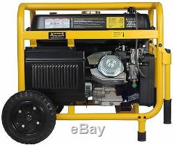 WEN 56877 9000-Watt 420cc 15-HP OHV Gas-Powered Portable Generator with Electric