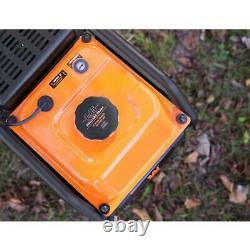 WEN Inverter Generator RV Ready 4000 Watt Gas Powered Open Frame CARB Compliant