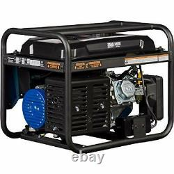 Westinghouse 4650W Quiet Portable Gas Powered RV Ready Generator Home RV Camping