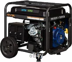 Westinghouse 9500-W Portable Dual Fuel Gas Powered Generator with Electric Start
