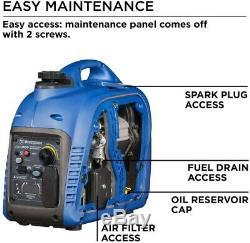 Westinghouse Inverter Generator 2,500/2,200-Watt Super Quiet Gas Powered with