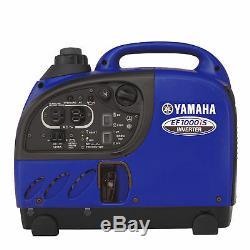 Yamaha EF1000iS 1,000 Watt OHV Gas Powered Portable Inverter RV Backup Generator