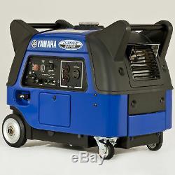 Yamaha EF3000iS 3,000 Watt Gas Powered Portable RV Power Inverter Generator