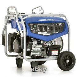 Yamaha EF7200DE 7200 Watt Gas Powered Electric Start Portable RV Home Generator