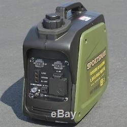 1000 Watt Onduleur Générateur Talonnage Camping Portable Home Rv Nouveau Gaz Powered