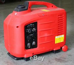 3500 Watts Gaz De Puissance Digital Inverter Rv Trailer 120v 20a 30amp Generateur 3500w