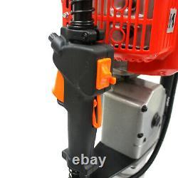 52cc Gaz Alimenté T Post Fence Post Driver Portable 2 Stroke Gasoline Pile Driver