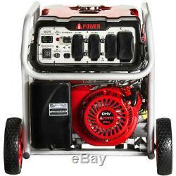 A-ipower 12000-w Gaz Portable Powered Démarrage Du Générateur Électrique Avec Roue Kit