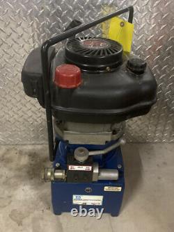 Alcoa 15gm 4hp Pompe Hydraulique À Gaz 10000psi Portable/testé #720