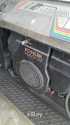 Alkota 4355eb Kérosène À Vapeur Nettoyeur Haute Pression Portable Moteur À Essence Kohler