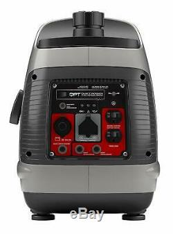 Briggs & Stratton 2200 Watts Super Gaz Portable Silencieux Powered Inverter Generator
