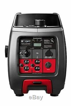 Briggs & Stratton 3000 W Quiet Rv Portable Ready Gas Powered Inverter Generator