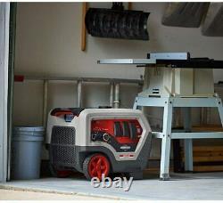 Briggs & Stratton 6,500-w Silencieux Portable Rv Ready Gas Powered Onduleur Générateur