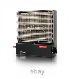 Camco Olympien Rv Wave-3 Lp Gas Catalytic Safety Heater Multicolore 3000 Btu Nouveau