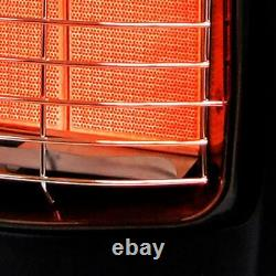 Chauffe-eau Portable Dyna-glo 18k Btu Propane Cabinet Gas Warms 600 Sq Ft 3 Paramètres