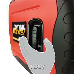 Duradrive Dp2000 2.000w Ultra-silencieux Léger Au Gaz Powered Inverter Generator