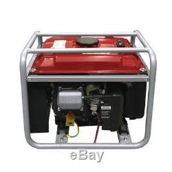 Duradrive Dp3500ix 3000 Watts Numérique Portable Alimentée Au Gaz Onduleur Générateur