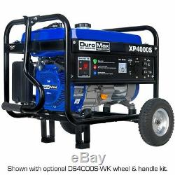 Duromax 4000 Watt Gaz De Camping Vr Motorisé Générateur Portable Rv Camping Xp4000s