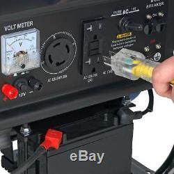 Duromax 4400 Watt Portable Gas Electric Power Rv Générateur Xp4400e