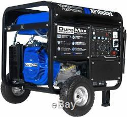 Duromax Xp10000e Gas Powered Générateur Électrique Portatif De Démarrage