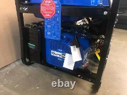 Duromax Xp12000eh 12,000w 18hp Double Propane Carburant Portatif Générateur D'énergie